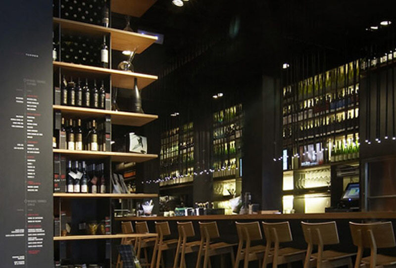 Wine shops. «Focus on the step in front of you, not the whole staircase» Premium Edition MBS® Reserva