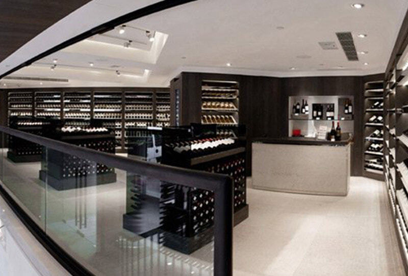 Wine shops. «Aging with memories, not dreams» Premium Edition MBS® Reserva