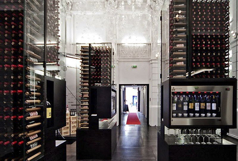 Wine shops. «To whom I judge my way, I lend my shoes» Premium Edition MBS® Reserva