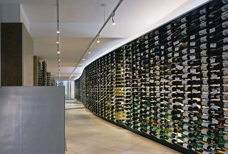 Wine shops. «Drink it with style» Premium Edition MBS® Reserva